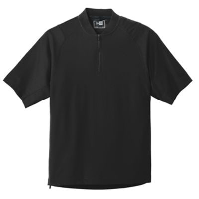 Cage Short Sleeve 1/4 Zip Jacket Thumbnail